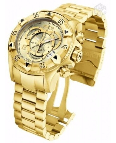 Invicta Excursion Reserve Banhado Ouro 6471 14473 Original