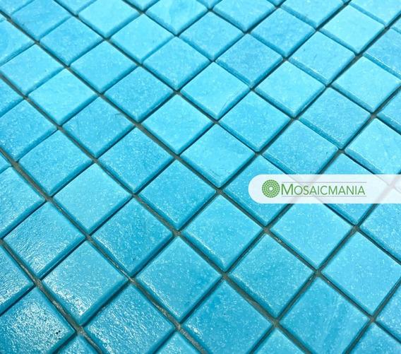 Mosaico Para Alberca Kolorines - Azul Acapulco