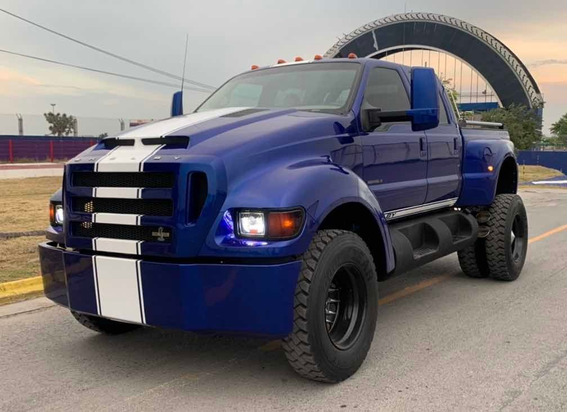 Ford F650 Concept Shelby