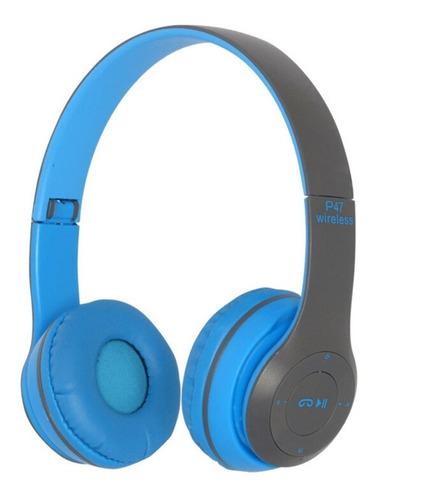 Oferta! Audifonos P47con Bluetooth Inalámbricos A Solo Q 70.