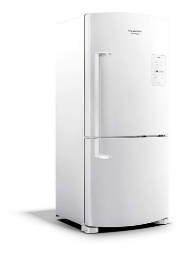 Geladeira/refrigerador 573 Litros 2 Portas Branco Ative Maxi - Brastemp - 220v - Bre80abbna