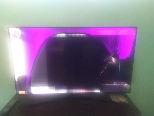 Smart Tv  50 Reparacion - 3 Mese De Uso