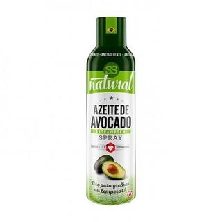 Azeite De Avocado Abacate Extravirgem Spray Ss Natural 128ml
