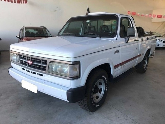 Chevrolet D20 Custom S 4.0 Cs Branca Diesel 2p 1986