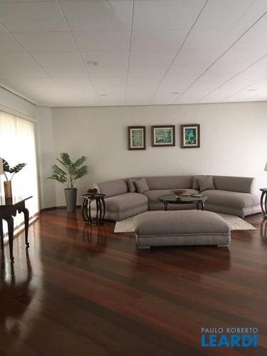 Imagem 1 de 15 de Apartamento - Moema Índios  - Sp - 624902