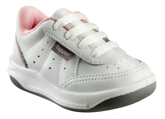 Zapatillas Topper C Training Baby X Forcer Bebe Bl/rs
