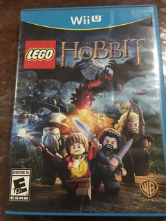 The Hobbit Lego Nintendo Wii U