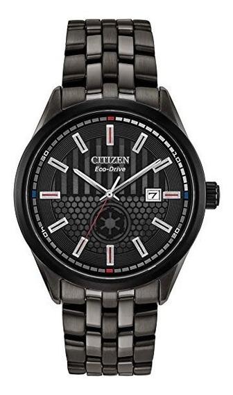 Citizen Star Wars Darth Vader Bm7257-57w .......... Dcmstore