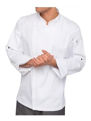Casaca Chef Blanca Hombre Chefworks Chefstore Hartford Promo