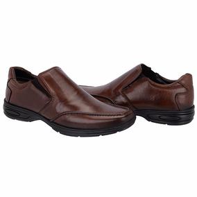 Sapato Social Amarrar Confortável Resistente Leve Bico Fino