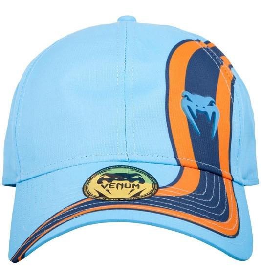 Gorra Venum Cutback Cap - Blue/orange - B Champs