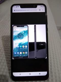 Celular Motorola Onde Novo Na Caixa Com Nota Fiscal