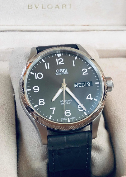 Oris Big Crown Gris