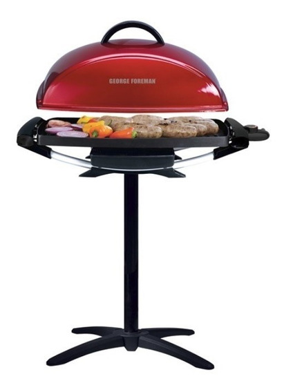 Asador Parrilla Grill Electrica In/out Door George Foreman