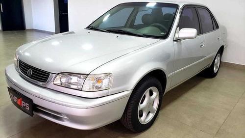Toyota - Corolla Xei 1.8 16v 2002