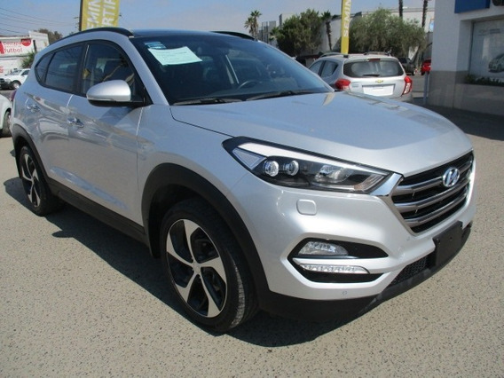 Hyundai Tucson Limited Limited 2018