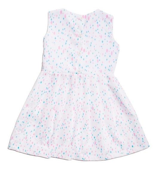 Vestido Bambino Para Niña Lagrimas