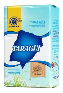 Yerba Mate Taragüi Liviana