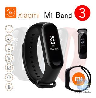 Xiaomi Mi Band 3 + Brinde (global)