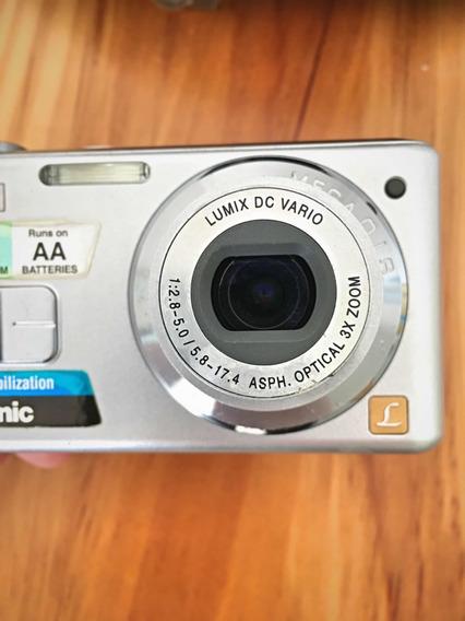 Câmera Fotográfica Digital Panasonic Dmc-ls2