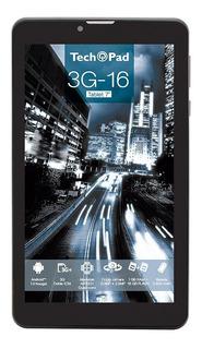 Tablet Tech Pad 7 S813g 1gb Ram 8gb Doble Sim Card Wi-fi+3g