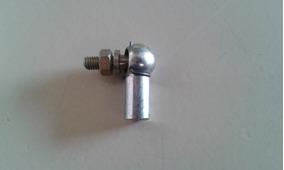 Kit Terminal Acelerador Mb 1113 - 6mm (20 Peças)