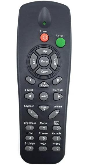Controle Remoto Projetor Optoma Dw400 Dw531st Dm2305 Dm2307