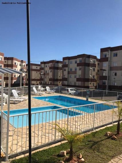 Apartamento Para Venda Em Araucária, Capela Velha, 2 Dormitórios, 1 Banheiro, 1 Vaga - Ap0567_2-1060537