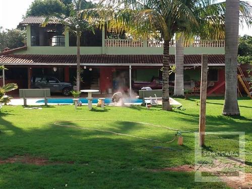 Imagem 1 de 11 de Chácara Com 4 Dormitórios À Venda, 1000 M² Por R$ 700.000 - Condomínio Bosque Dos Eucaliptos - Araçoiaba Da Serra/sp - Ch0018