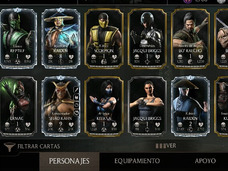 Injustice Y Mortal Kombat X Android