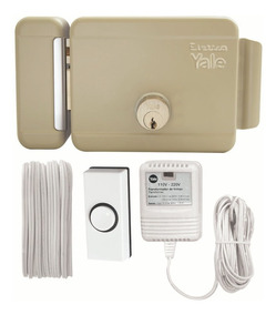 Chapa Electrica (kit) Yale Transformador-cable-impulsor