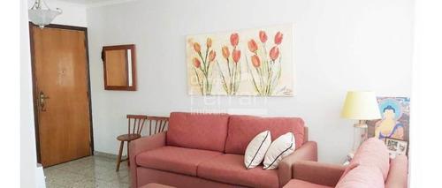 Imagem 1 de 15 de Apartamento 3 Dormitórios, 1 Vaga No Lauzane - Cf33613