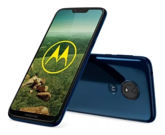 Celular Libre Motorola Moto G7 Power 5000mah Ahora 12/18!