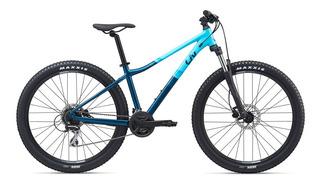 Bicicleta Mtb Dama Giant Liv Tempt 3 27.5 Biplato Hidraulico