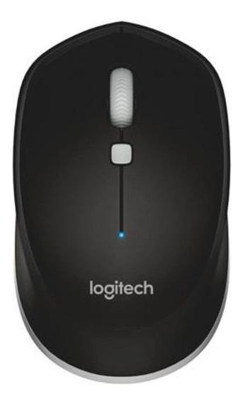 Mouse Wireless Laser - Bluetoothh - M535 - Logitech - Preto
