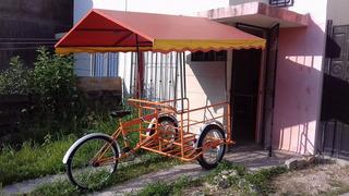 Triciclo De Carga Extra Largo Reforzado
