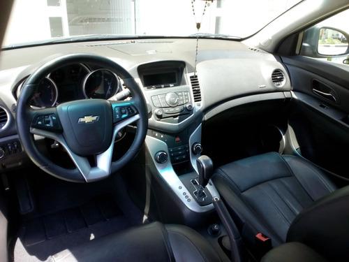Chevrolet Cruze 1.8 Lt Ecotec 6 Aut. 4p, Bancos De Couro