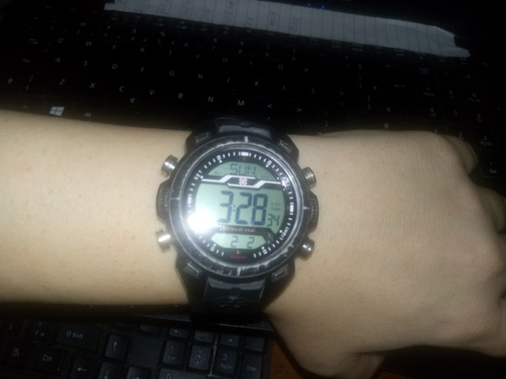 Relógio X-games Xmppd118 (números Grandes)