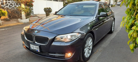 Bmw Serie 5 2013 3.0 530ia Top At