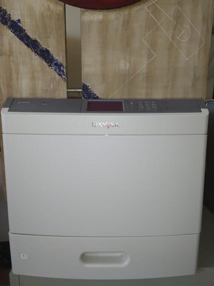 Impressora Colorida C792 Com Toner Usada