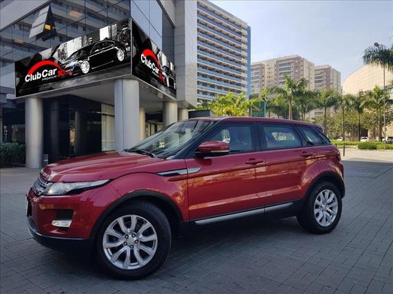Land Rover Range Rover Evoque 2.0 Pure Tech 4wd Gasolina 4p