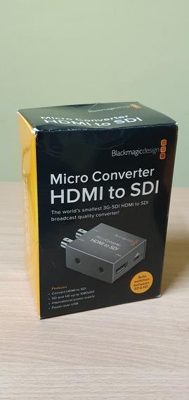 Micro Converter Hdmi To Sdi Blackmagic
