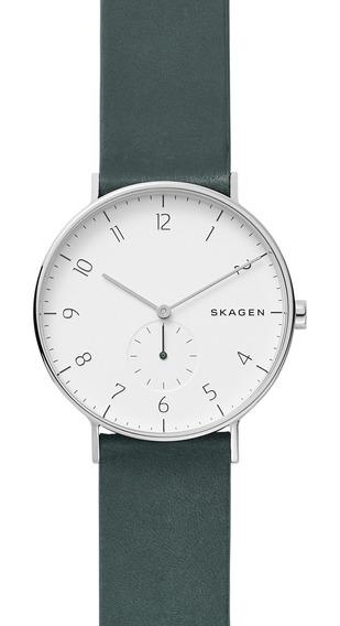 Reloj Skagen Hombre Verde Skw6466