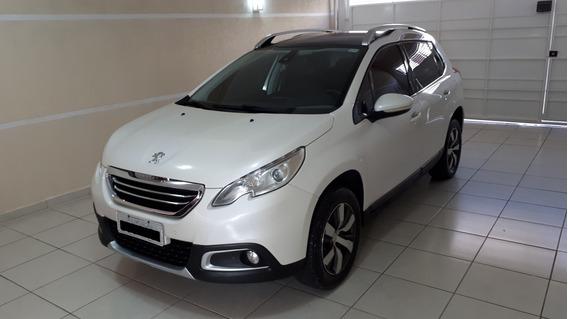 Peugeot 2008 1.6 Griffe Automático 2016 - Aceito Troca
