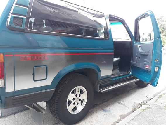 Gm Bonanza 94 Custon De Luxe Turbo Diesel Maxion S4t