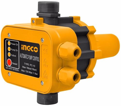 Imagen 1 de 3 de Control Automatico Bomba De Agua Press Control Presostato