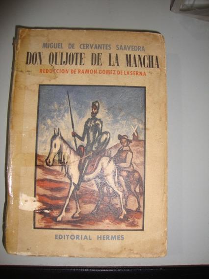 Livro Don Quijote De La Mancha- Miguel De Cervantes Saavedra