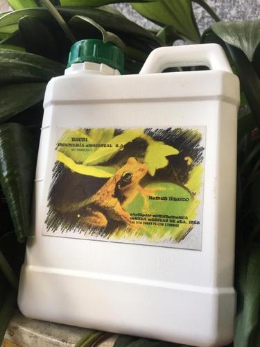 Fertilizante Orgánico Hummus Líquido Y Sólido