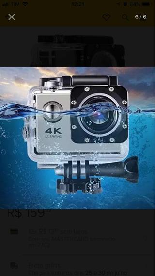 Câmera Gopro 4k