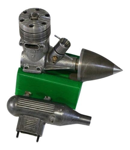 Motor Glow Raduga 7   (.42 )- A B C  P/ Vcc  N O V O .